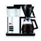 kaffemaskiner Melitta Aroma Signature Style Krom