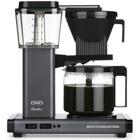 kaffemaskiner Moccamaster KBG 741 Stone grey