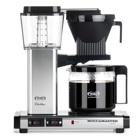 kaffemaskin Moccamaster KBG 741 ASO silver