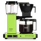 kaffemaskiner Moccamaster KBGC 982 AO-FG Fresh Green