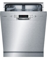 Bosch SMU53M95SK Innebygd oppvaskmaskin