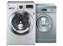 Kombinert vask/tørk