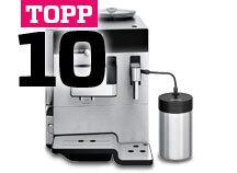 Topp 10 kaffe og espresso
