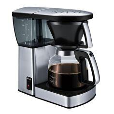 Melitta Excellent 4.0 Stål Kaffetrakter