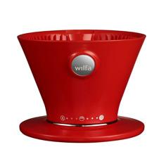 Wilfa WSPO-R Svart Pour Over Kaffetrakter