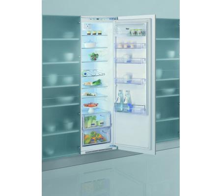 Integrert kjøleskap ventilasjon