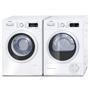 Bosch WAW32568SN+WTW87568SN Frontmatet vaskemaskin